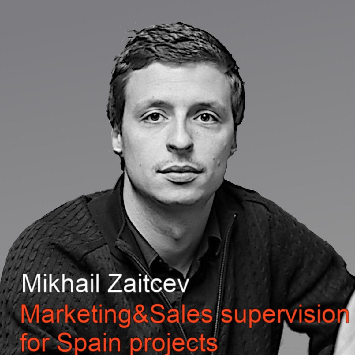 Mikhail Zaitcev BW